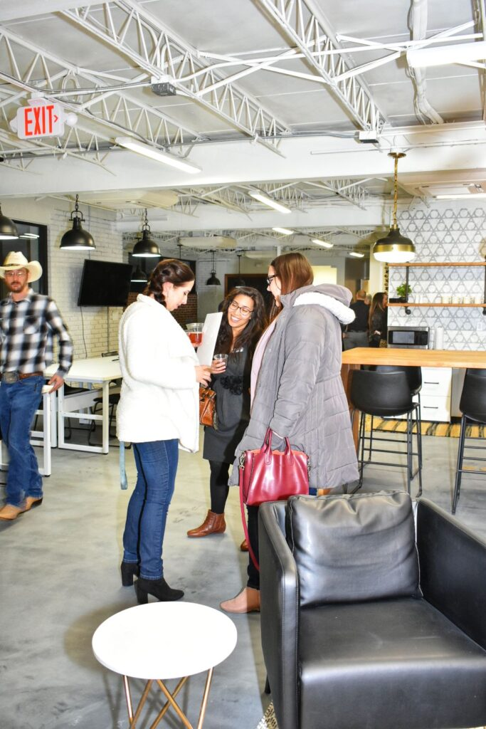 Combat Loneliness with a Coworking Space