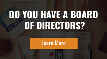 Do you have a Board of Directors?